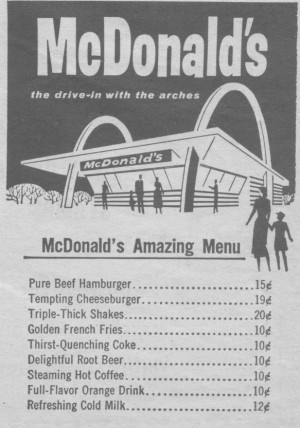 original mcdonalds menu credit: ebaumsworld.com