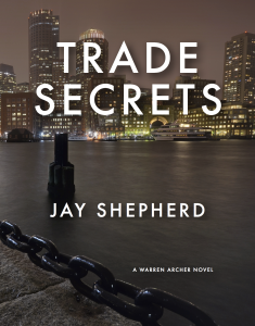 Trade Secrets cover art